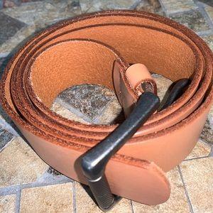 BR Leather Belt